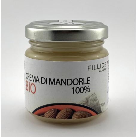 Crema di MANDORLE 100% Bio 90gr