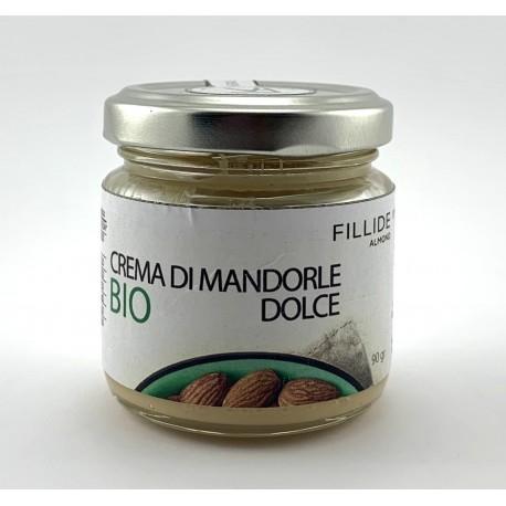 Crema di MANDORLE dolce Bio 90gr