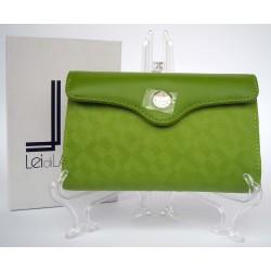 Portafoglio Lancetti Verde04 stile Trifold Dafne - New, Elegant, Fashion