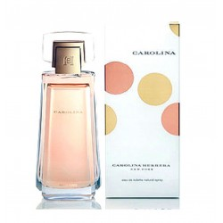 Carolina by Carolina Herrera for women 100 ml Eau de Toilette EDT NUOVO OVP