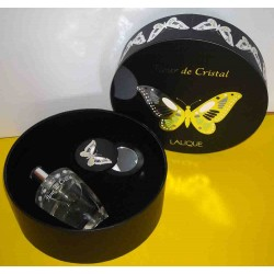 Fleur de Cristal Lalique for women 100ml vapor Eau de Parfume EDP + Specchio