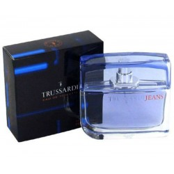 Trussardi Jeans for women 30/50ml EDT natural spray - OVP - Original France Parfum