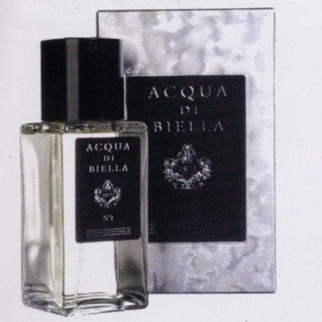 Acqua di Biella N° 1 Acqua di Biella for women and men 100ml vapor Eau de Cologne EDC NUOVO
