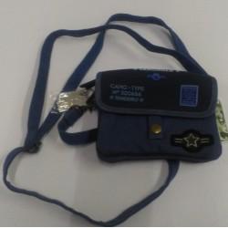 Camomilla Shoulder Wallet R. Blu Donna
