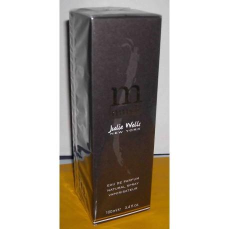 Julie Wells New York 100ml EDT naturalspray - Very Original Rare Italy Parfum