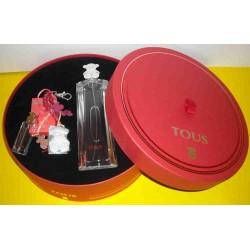 TOUS edt Eau de Toilette Vapo 90ml vapor Eau de Toilette EDT + Miniatura - Confezione Regalo