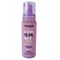UP Volume Blu Orange Mousse Volumizzante extra sostegno 200ml