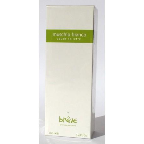 breve pour femme MUSCHIO BIANCO 100ml - OVP - Original Rare Italy Parfum