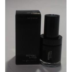 Royal Effem Nail Enamel 168 Smalto per unghie alle nanosfere Donna 9 ml Nero
