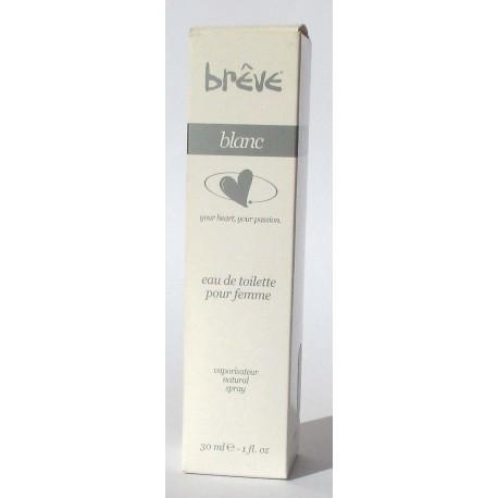 breve pour femme BLANC 30ml EDT - Original Rare Italy Parfum