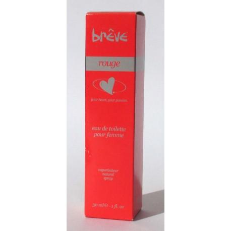 breve pour femme ROUGE 30ml EDT - Original Rare Italy Parfum