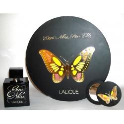 Encre Noire Pour Elle Lalique for women 100 ml Eau de Parfum EDP + Specchio - Confezione Regalo
