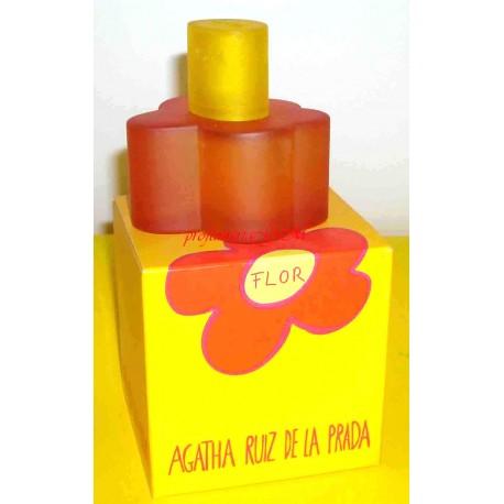 Agatha Ruiz De La Prada - FLOR - 50/100ml EDT - Original Parfum Spain