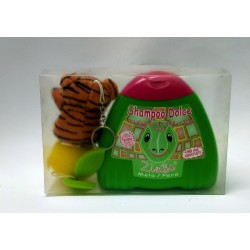 Valisette Isidoro Bambino Shampoo-Doccia 300 ml. Spugna Portachiavi