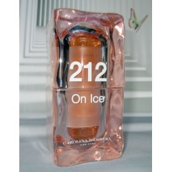 212 On Ice (pink) 2005 Carolina Herrera - New York 60ml EDT woman parfume exclusive
