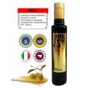 ACEITE MONOCULTIVO BIO VARIETY MORESCA EN UNA BOTELLA SICILIA IGP DE 250 ML
