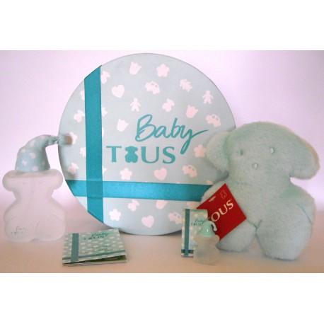Baby Tous Eau de Cologne EDC 100ml + peluche + miniatura 4,5 ml