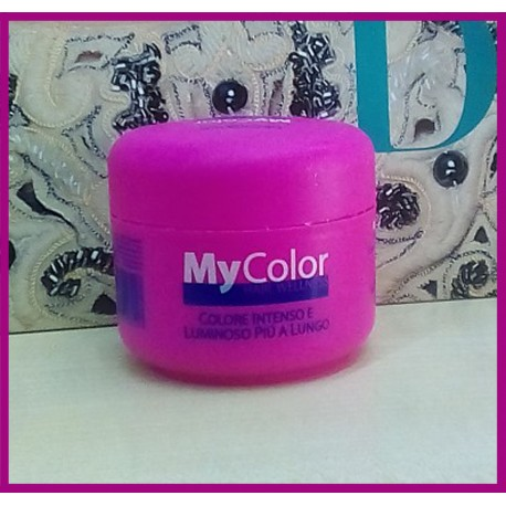 Maschera My Color Blu Orange Maschera Restitutiva 200ml OVP