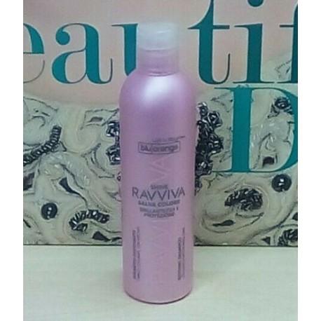 Shine Ravviva Blu Orange Salva Colore 250ml Shampoo Ravvivante OVP