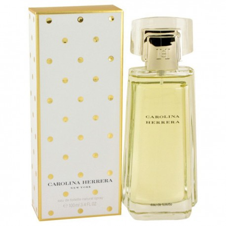 Carolina Herrera Carolina Herrera for women 100 ml Eau de Toilette EDT NUOVO OVP