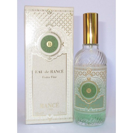 Eau de VETIVER Extra Fine Rance - 125ml Eau de Cologne - Original Version
