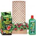 Prodotti per la cura delle piante e del terreno