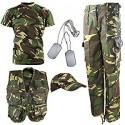 Uniformi e accessori militari