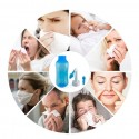 Lota neti e prodotti per l'irrigazione nasale