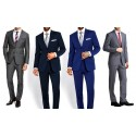 Suits and tailored suits for men