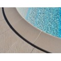 Boards and floors for swimming pools