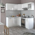 Complete and modular kitchens for the home