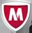 Sito Web monitorato da McAfee.