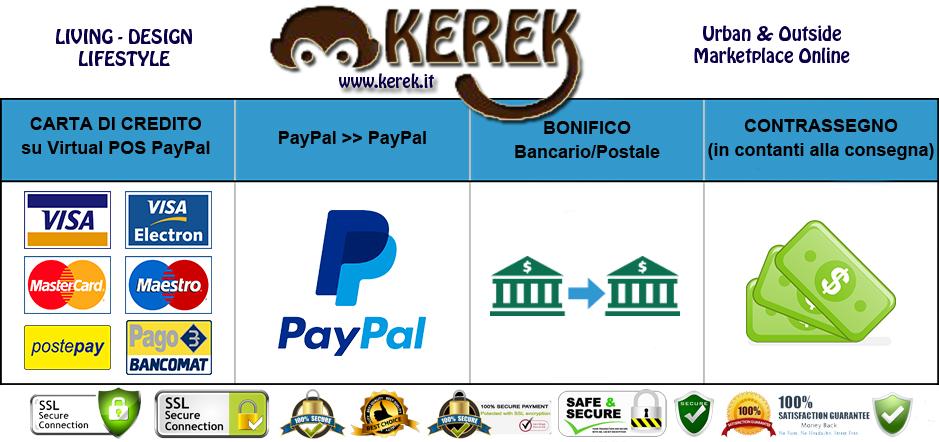 Metodi di pagamento KereK