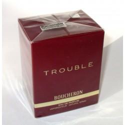TROUBLE Boucheron 50ml EDP natural spray - Original Woman Parfume OVP - Rare - Discontinued