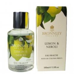 Lemon & Neroli Bronnley for women and men Eau Fraiche 100ml