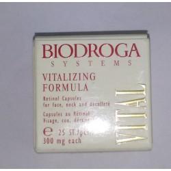 Biodroga Vitalizing Formula Retinol Capsules 300 mg Woman