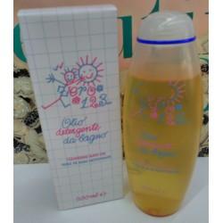 Janeke Zero 1.2.3.  Olio detergente da bagno Pediatrico 300 ml