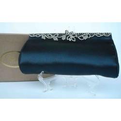 Pochette - Borsetta donna GP Prestige elegante color bronze moda italiana. Per Matrimoni, Cerimonie, Eventi