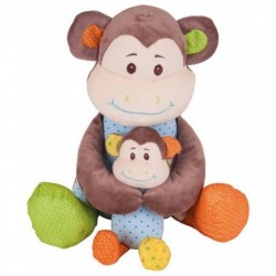 Peluche Bigjigs Cheeky Monkey scimmietta cod. BB520